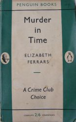 Elizabeth Ferrars Murder in Time